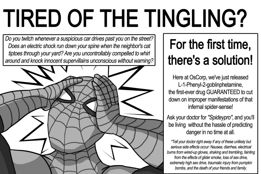 spiderman-tingling-x